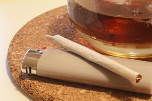 effects of cannabis on alcohol recovery