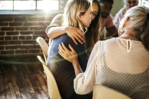 individual or group sessions for addiction treatment