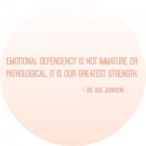 Emotional Dependency Quote
