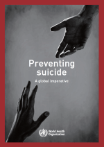 Cover of WHO Suicide Report