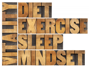 Recovery Sleep Exercise Nutrition