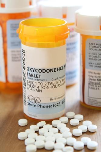 Oxycodobe Prescription