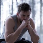 man thinking about addiction