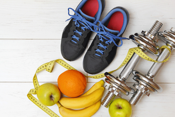 sleep aexercise and nutrition in addiction recovery