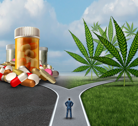 medical cannabis for the treatment of addiction