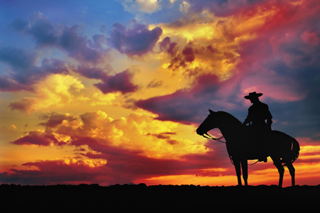 image of cowboy symbolizing alternatives to abstinence