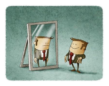 addiction treatment professional cartoon