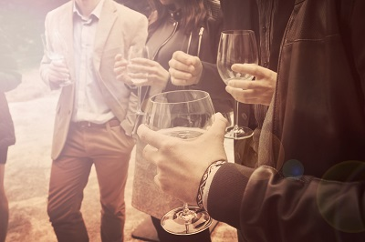 image of people drinking alcohol