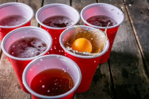 what is considered binge drinking continuing past college