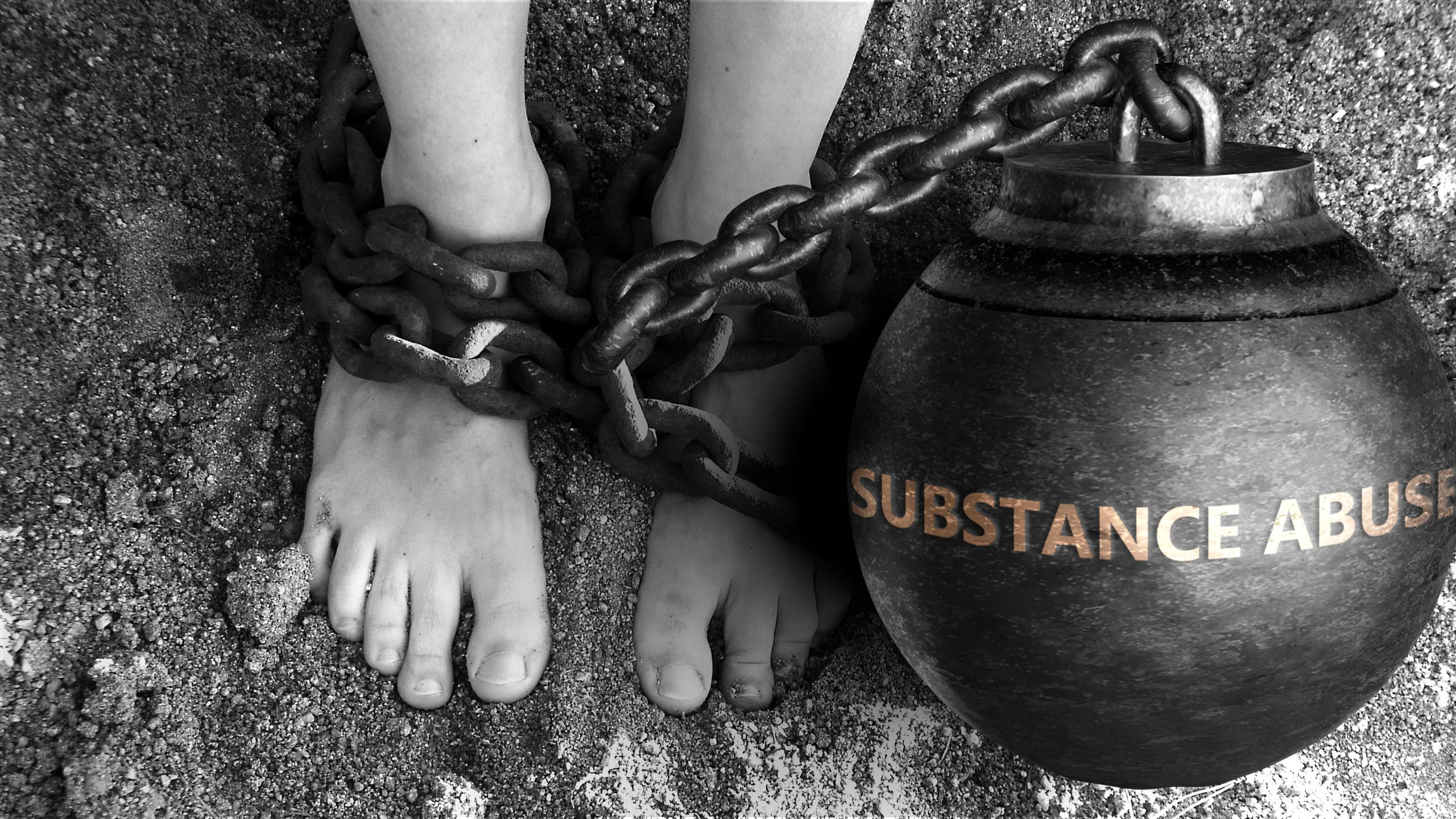 substance abuse labels shouldn't be a ball and chain.